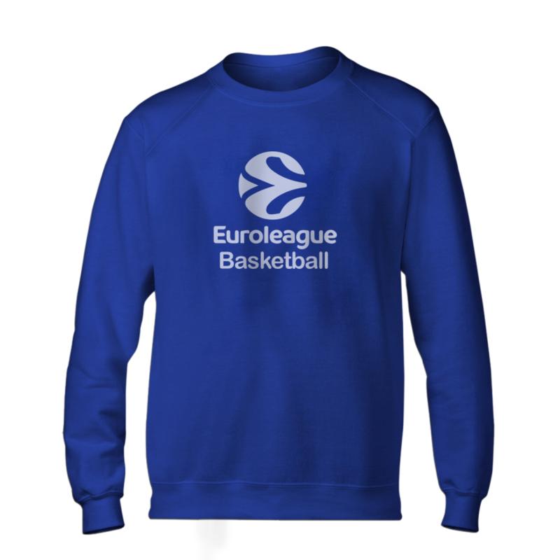 Euroleague Logo Euroleague Basketball  Basic (BSC-BLC-PLT.euro.bsktbll.new-611)