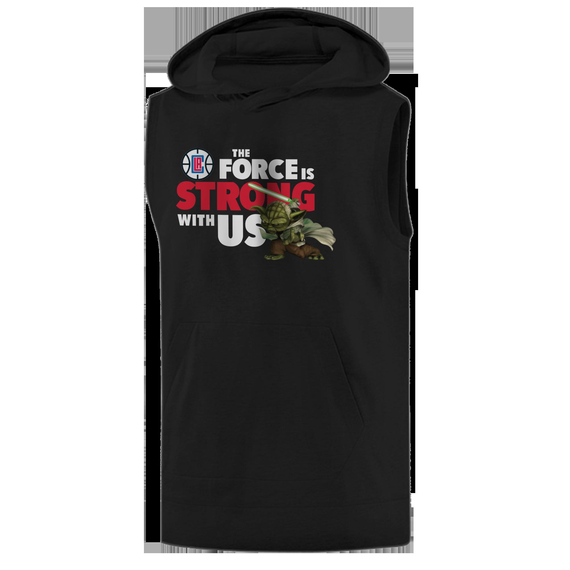 L.A. Clippers JEDI Sleeveless (KLS-BLC-NP-301-NBA-LAC-JEDI)