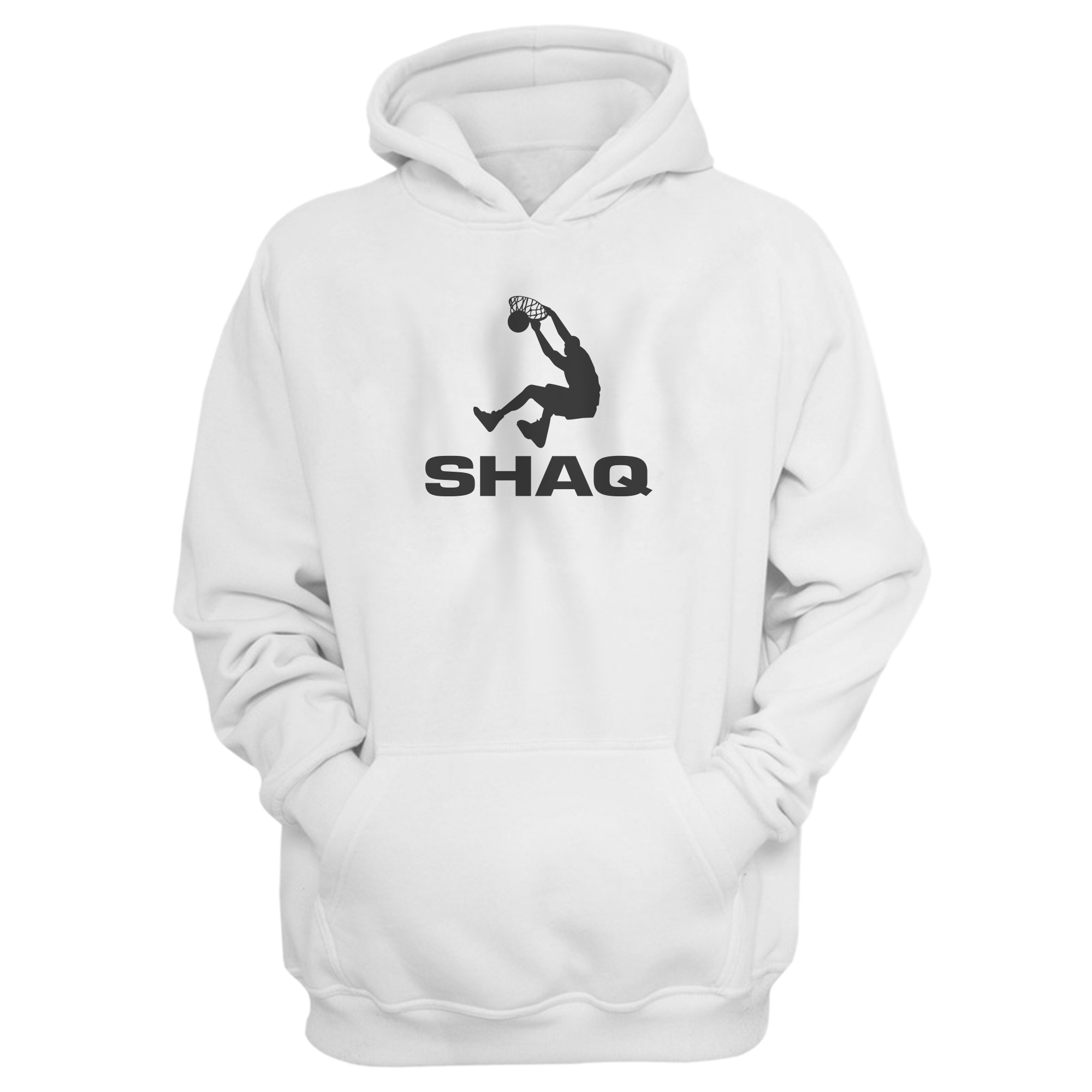 Shaquille O'Neal Hoodie (HD-WHT-NP-392-ShaquilleO'Neal)