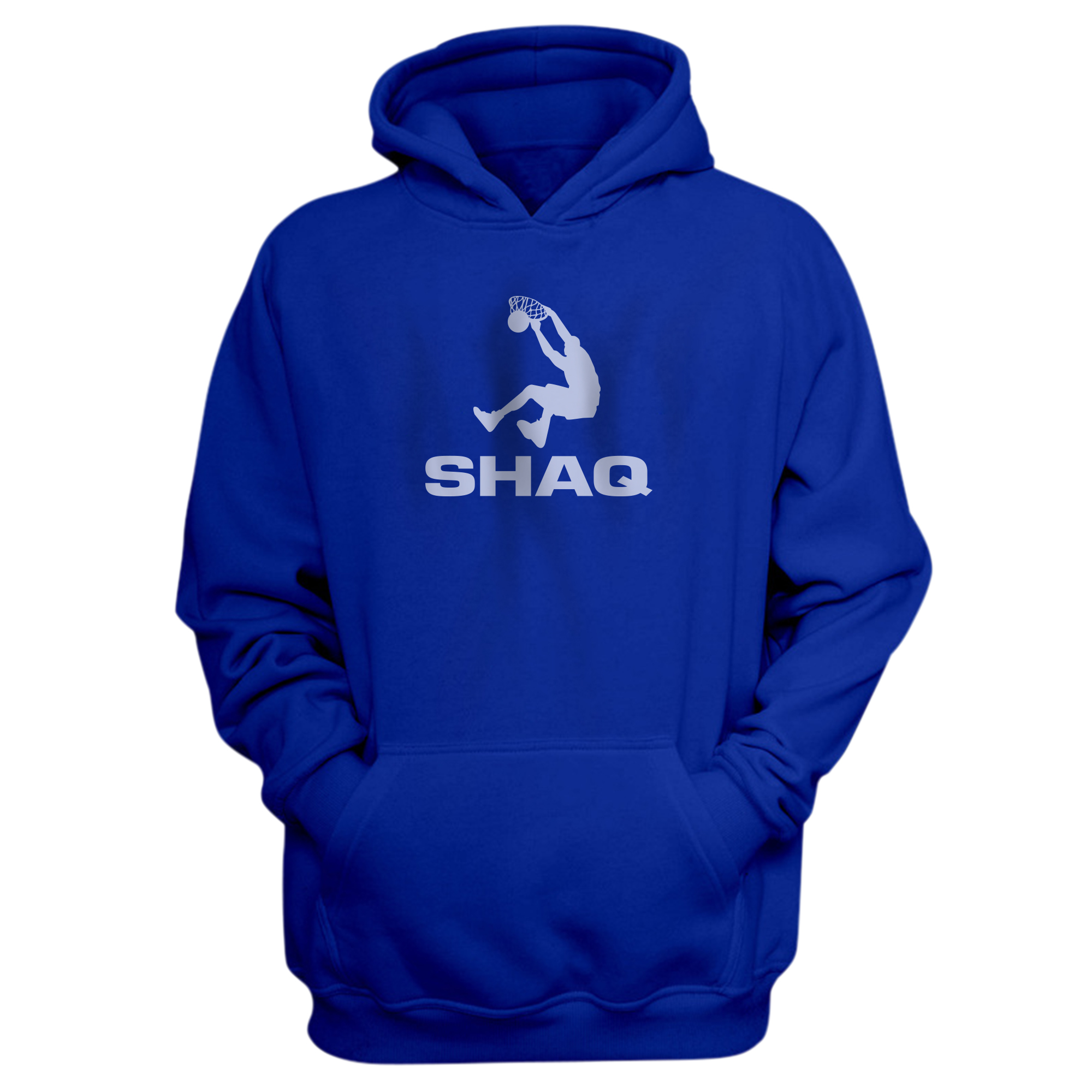 Shaquille O'Neal Hoodie (HD-BLU-NP-393-ShaquilleO'Neal)