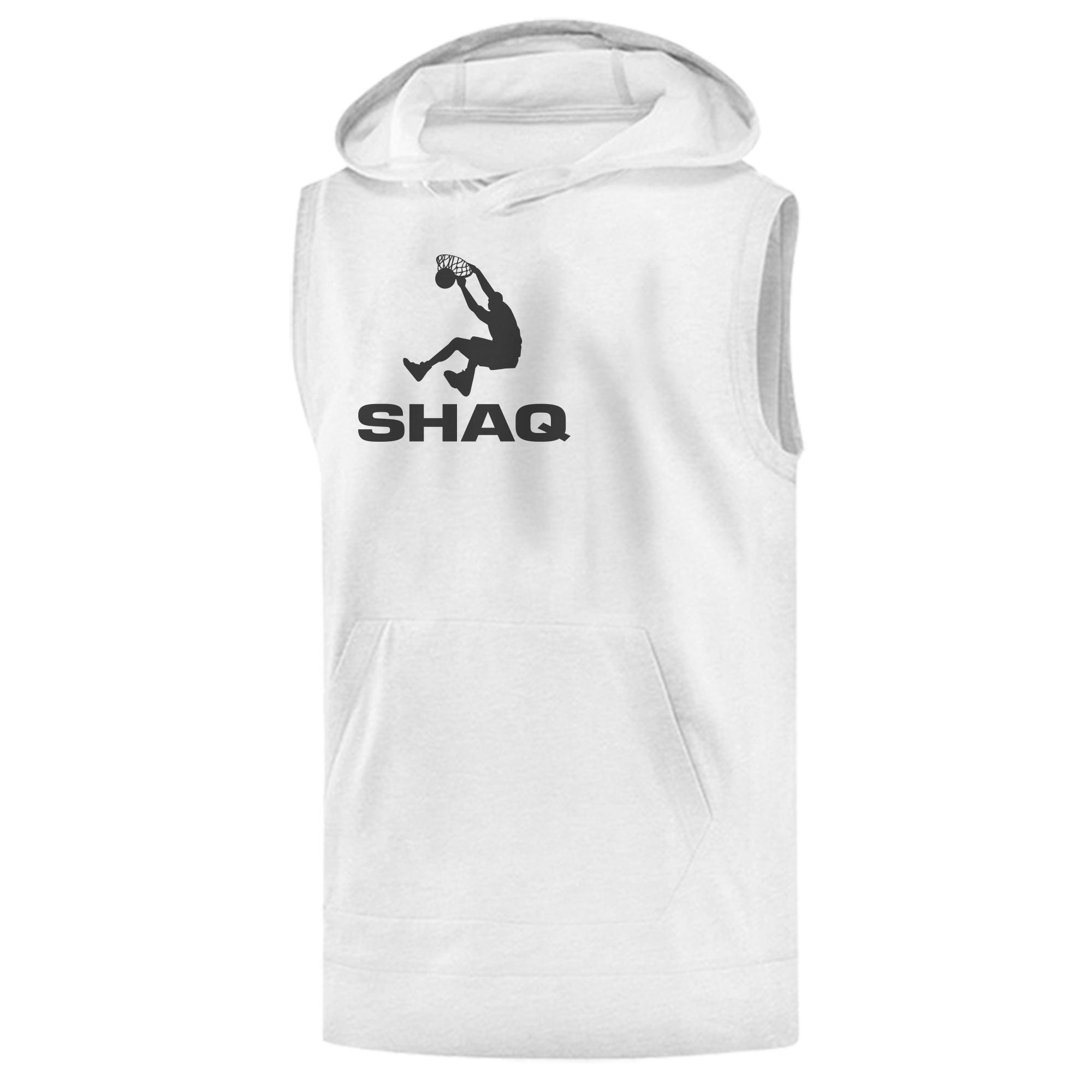 Orlando Magic Shaquille O'Neal Sleeveless (KLS-WHT-392-ShaquilleO'Neal)