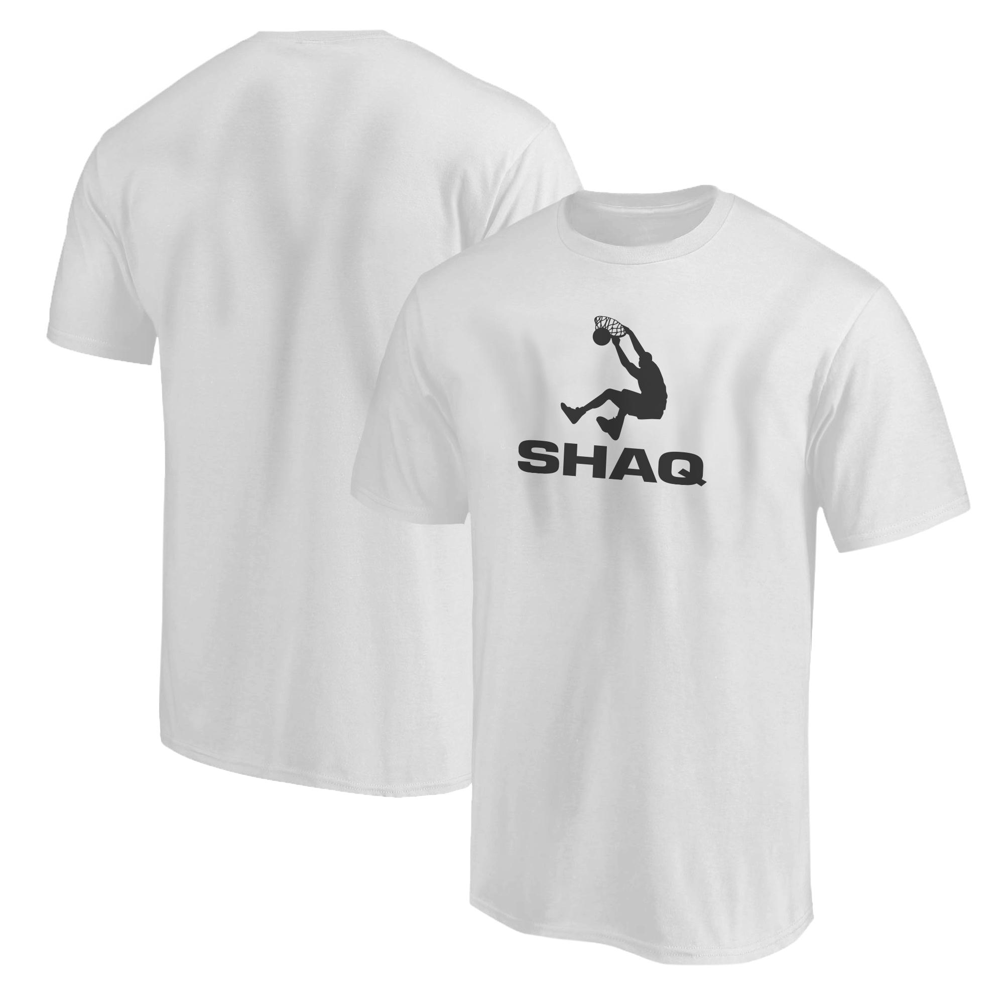 Shaquille O'Neal Tshirt (TSH-WHT-NP-392-ShaquilleO'Neal)