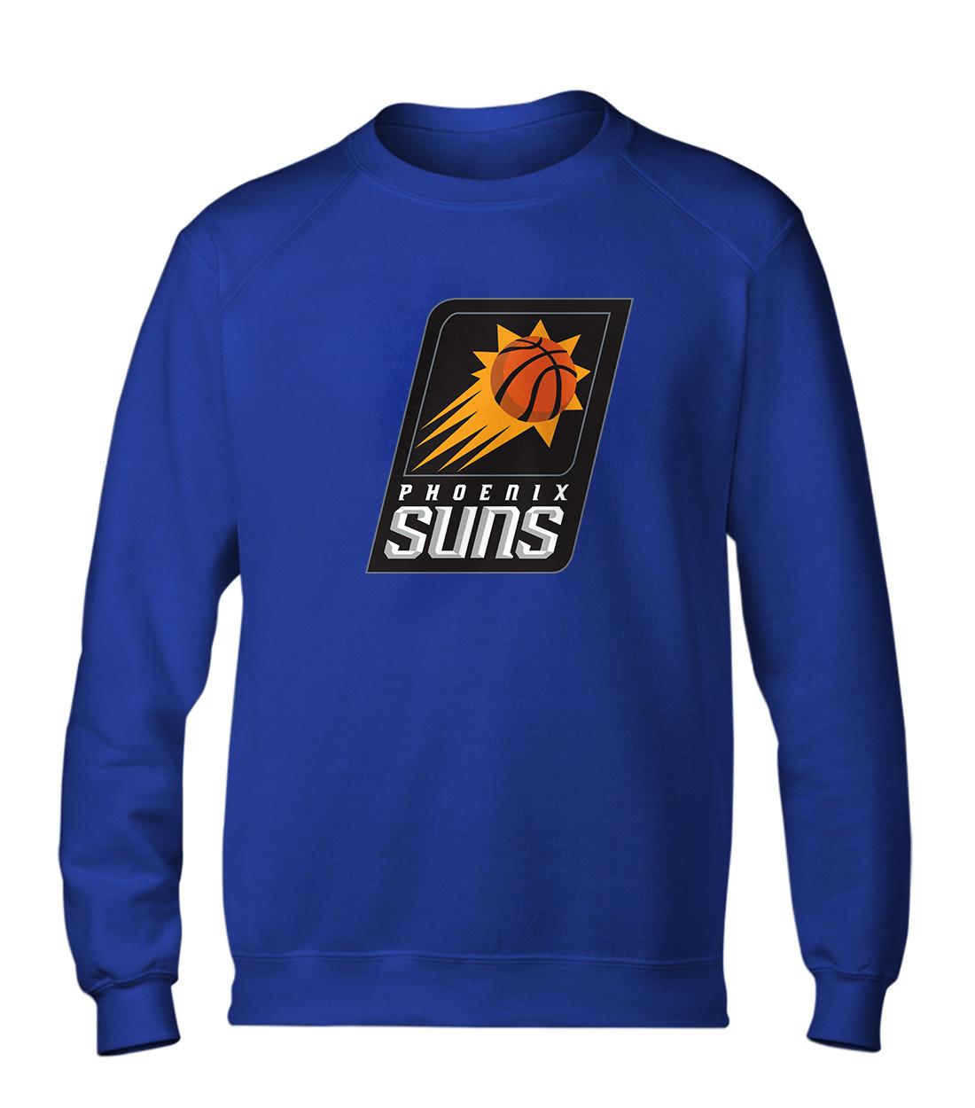 Phoenix Suns Basic (BSC-BLU-NP-187-NBA-PHO-LOGO)