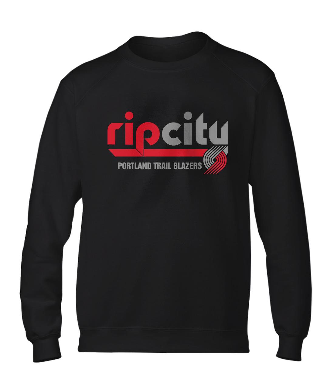 Rip City Basic (BSC-BLC-NP-190-NBA-POR-RIP.CITY)