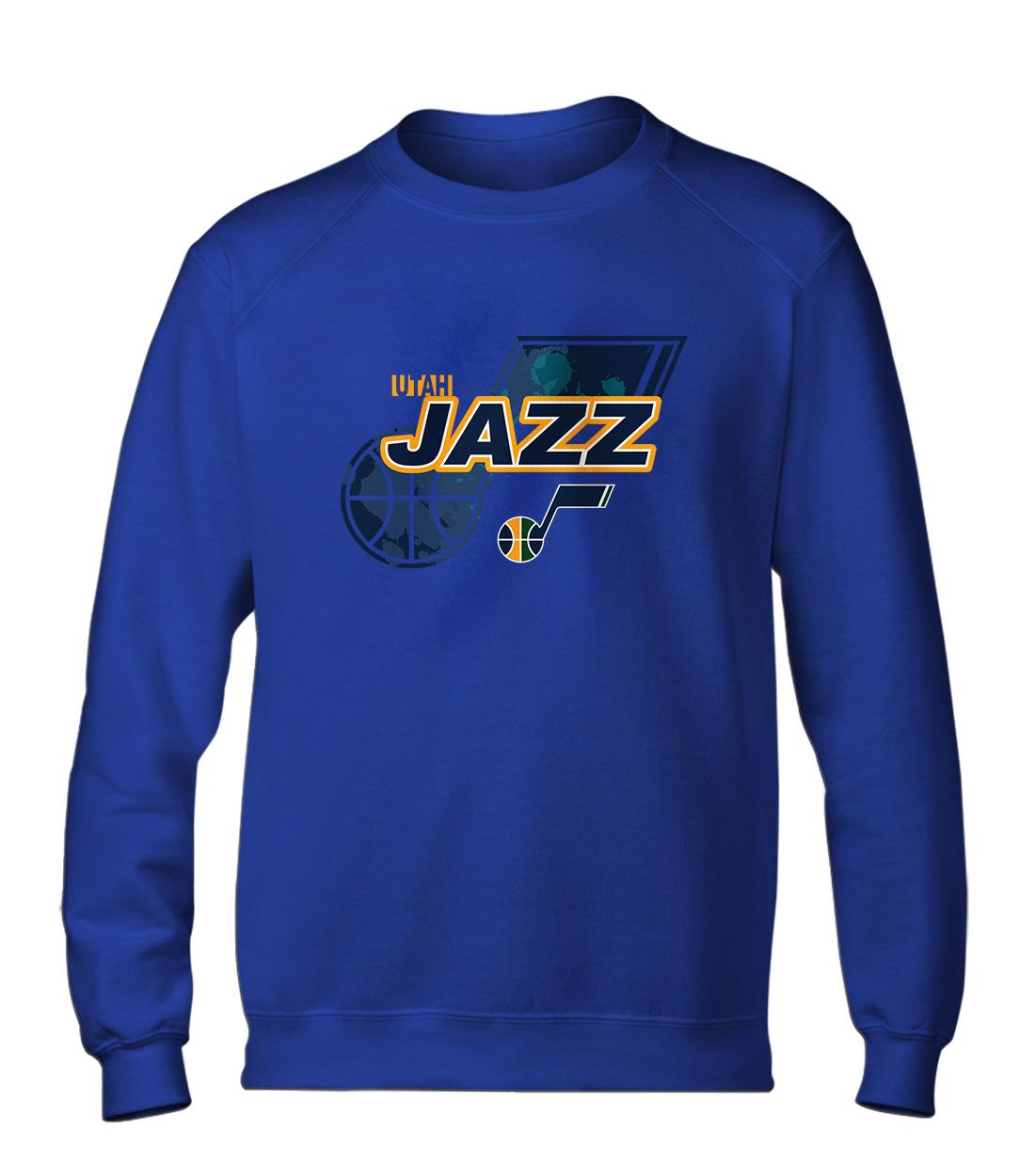Utah Jazz Basic (BSC-BLU-NP-200-NBA-UTH-LOGO)