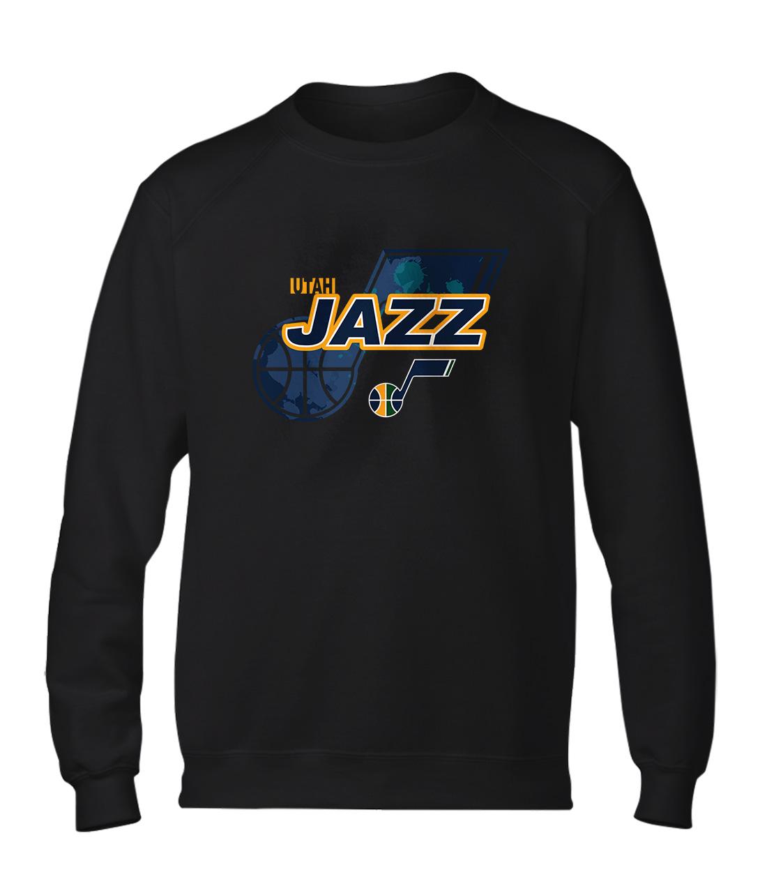 Utah Jazz Basic (BSC-BLC-NP-200-NBA-UTH-LOGO)