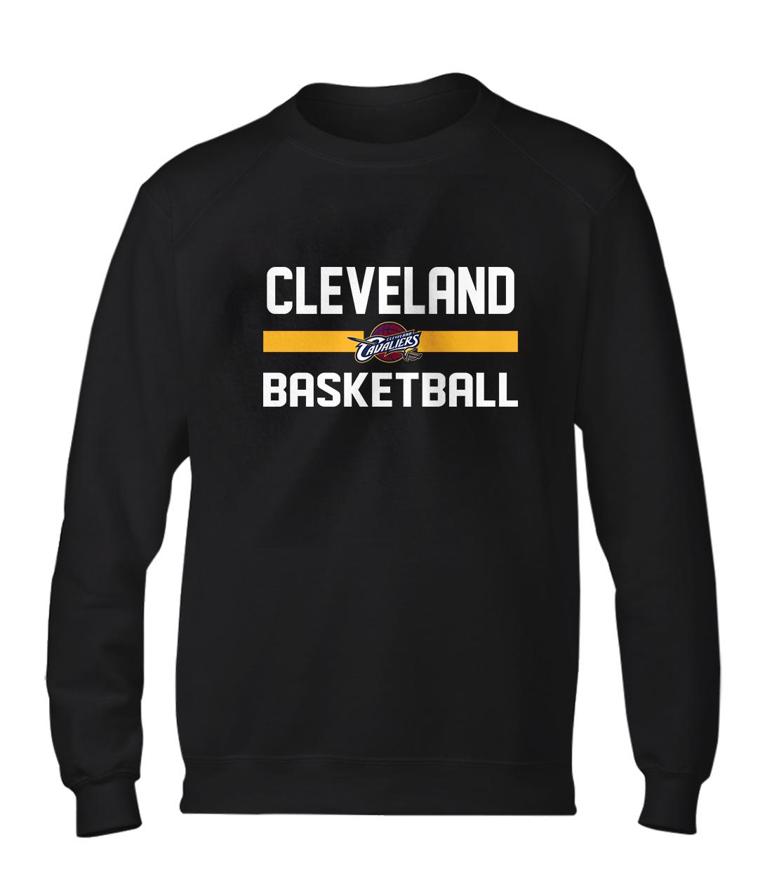 Cleveland Basketball Basic (BSC-BLC-NP-66-NBA-CLE-BASKETBALL)