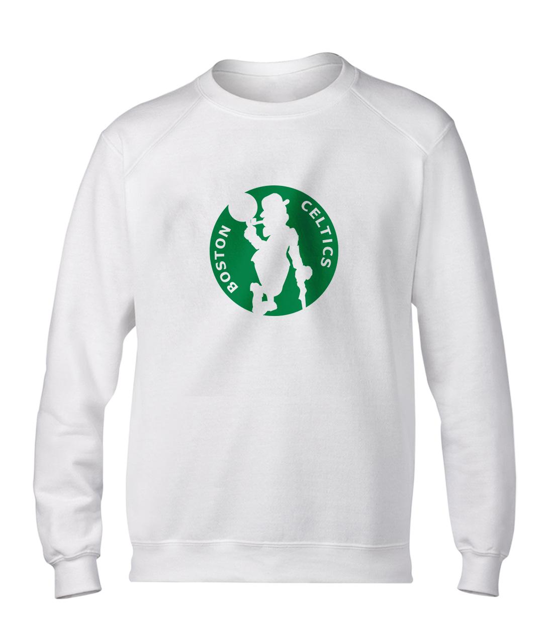 Boston Celtics Basic (BSC-WHT-NP-35-NBA-BSTN-LOGO.2)