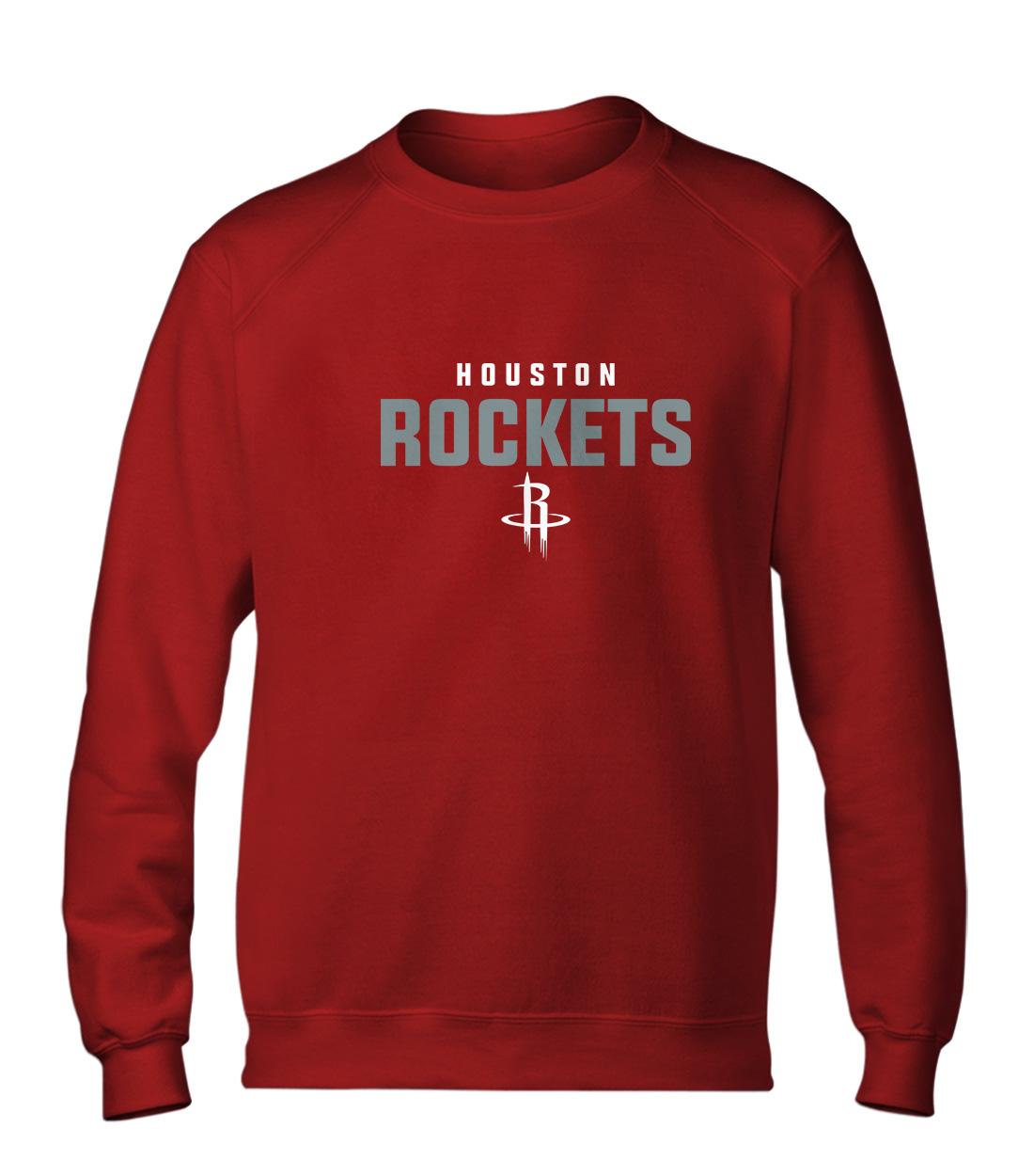 Houston Rockets Basic (BSC-RED-NP-108-NBA-HOU-ROCKETS.FLAT)