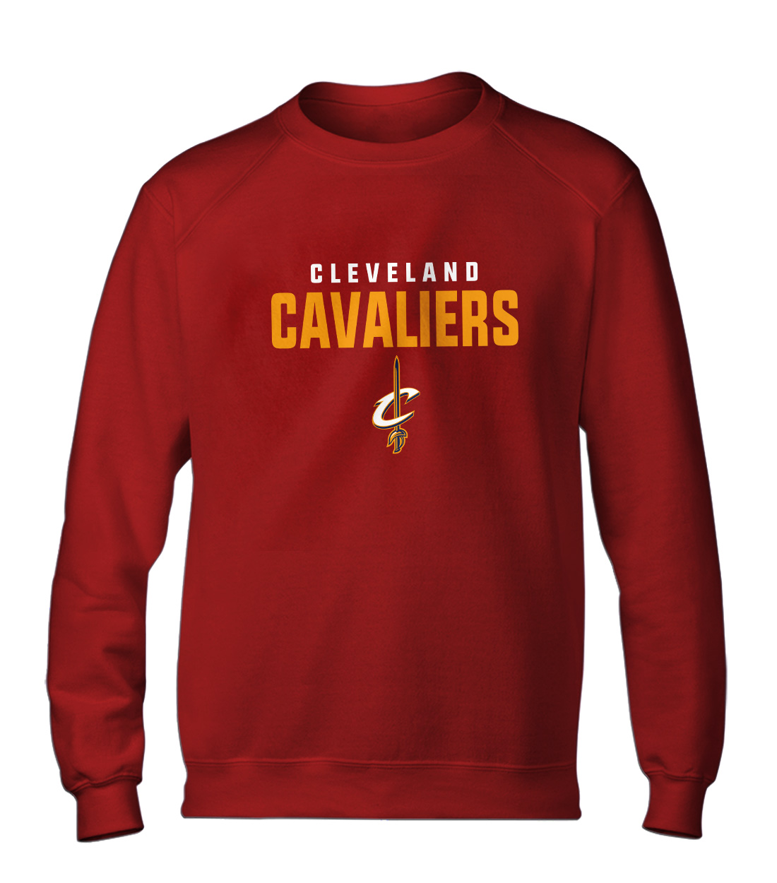 Cleveland Cavaliers Basic (BSC-RED-NP-62-NBA-CLE-CAVS.FLAT)