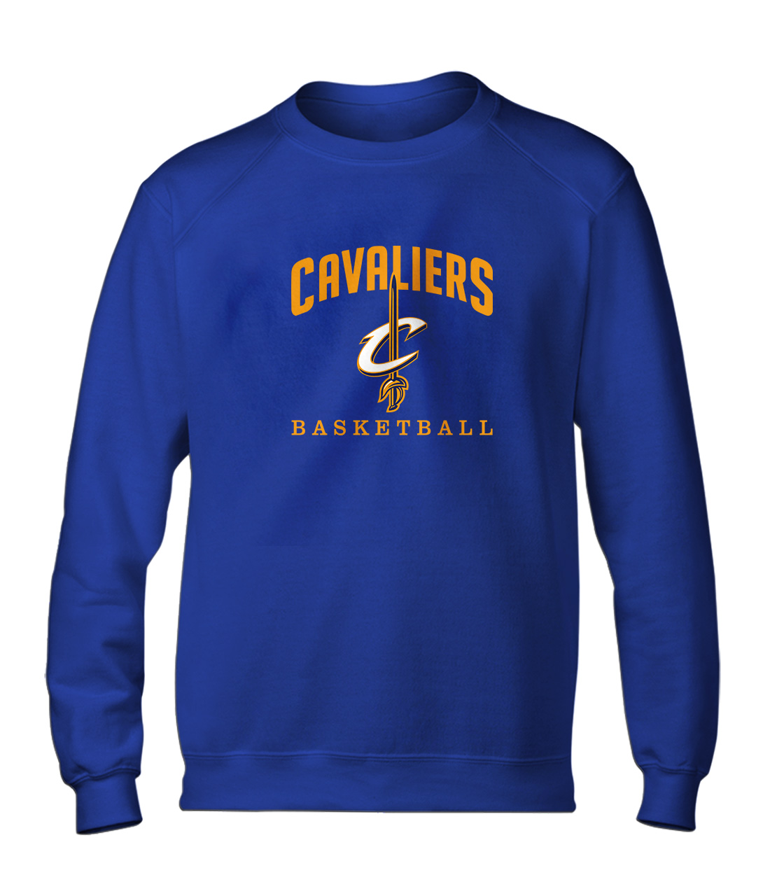 Cleveland Cavaliers Basic (BSC-blue-61-NBA-CLE-CAVS.ARCH)