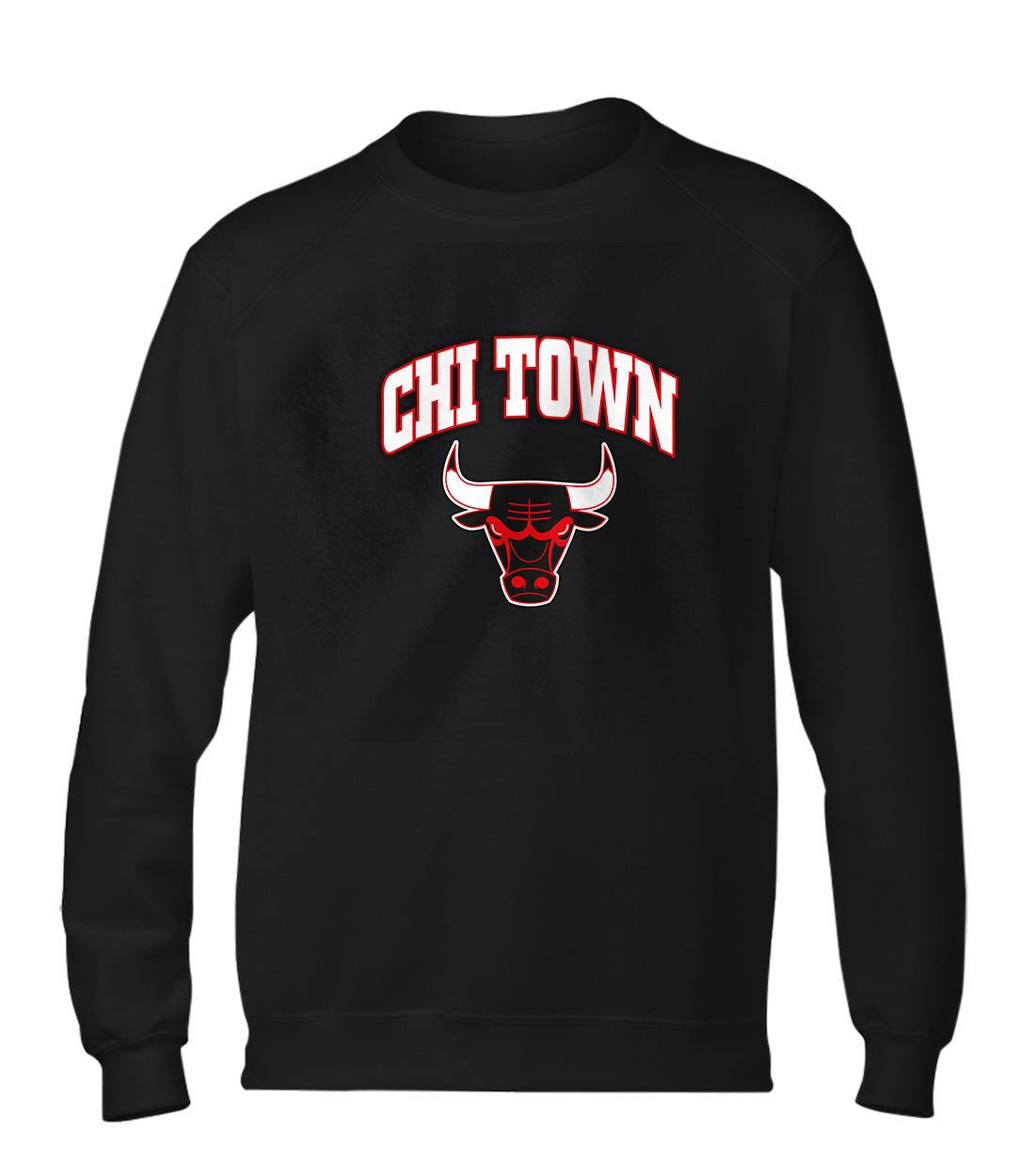 Chicago Bulls Chi Town  Basic (BSC-BLC-NP-47-NBA-CHI-TOWN)
