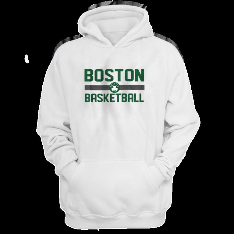 Boston Basketball Hoodie (HD-WHT-NP-369-bos.bsktbll)