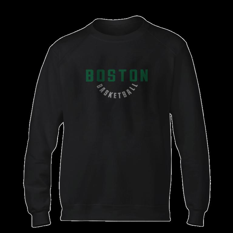 Boston Basketball Basic (BSC-BLC-NP-255-NBA-BOS-WARM.UP)