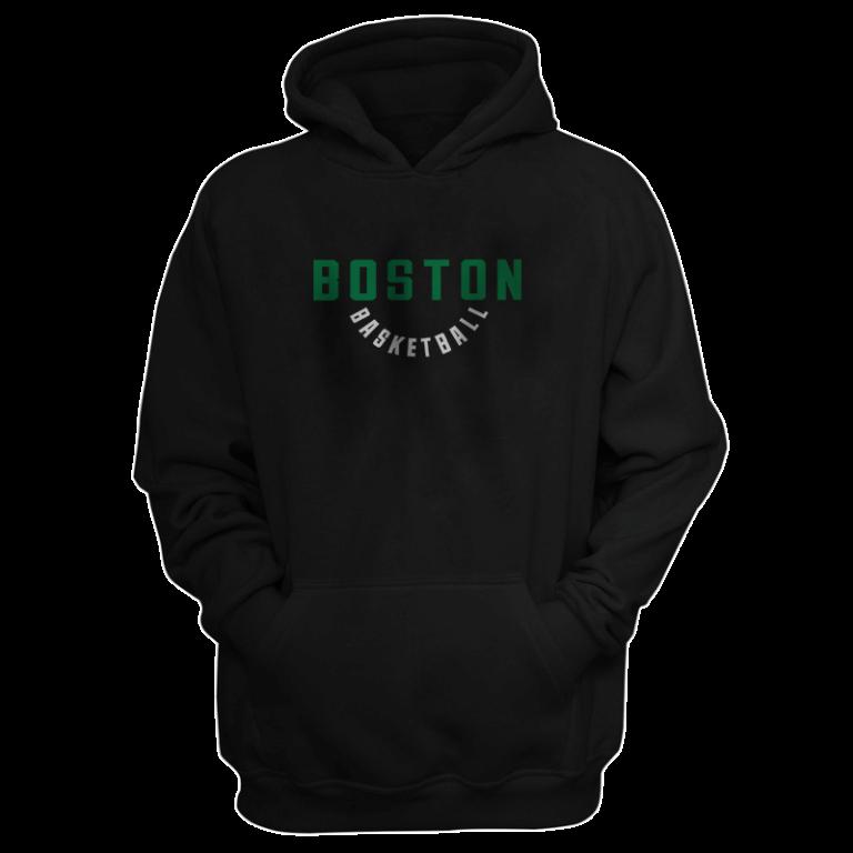 Boston Basketball Hoodie (HD-BLC-NP-255-NBA-BOS-WARM.UP)