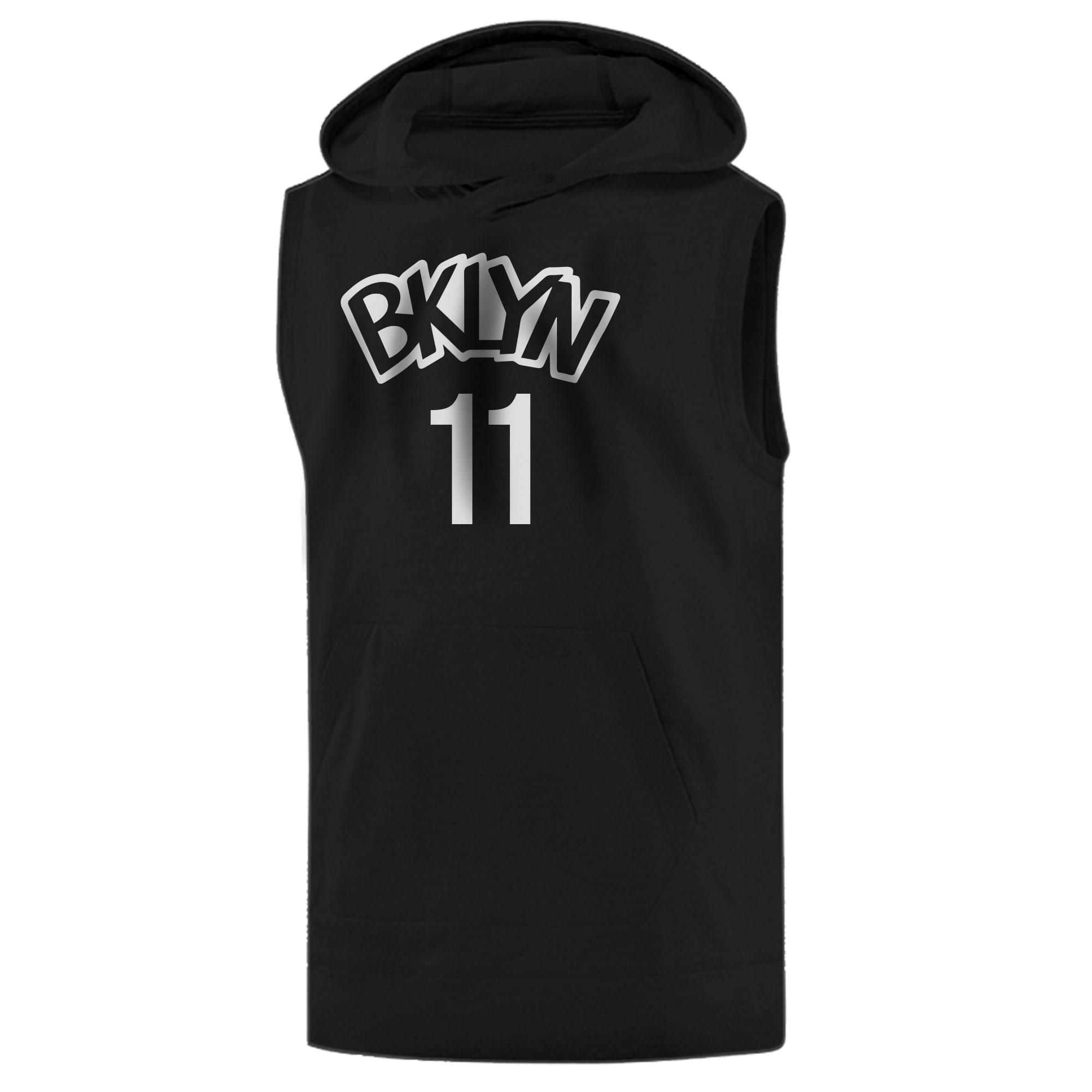 Brooklyn Nets Kyrie Irving  Sleeveless (KLS-BLC-PLT-638)