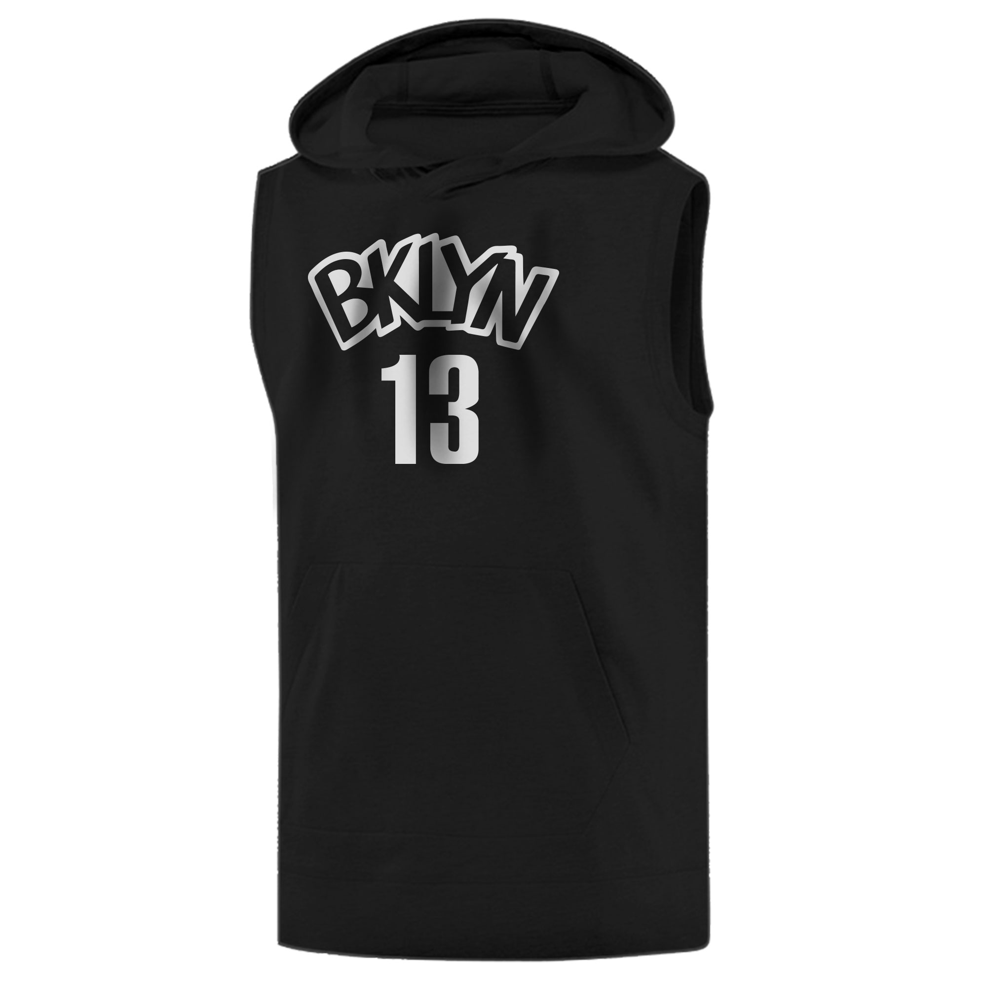 Brooklyn Nets James Harden Sleeveless (KLS-BLC-PLT-640)