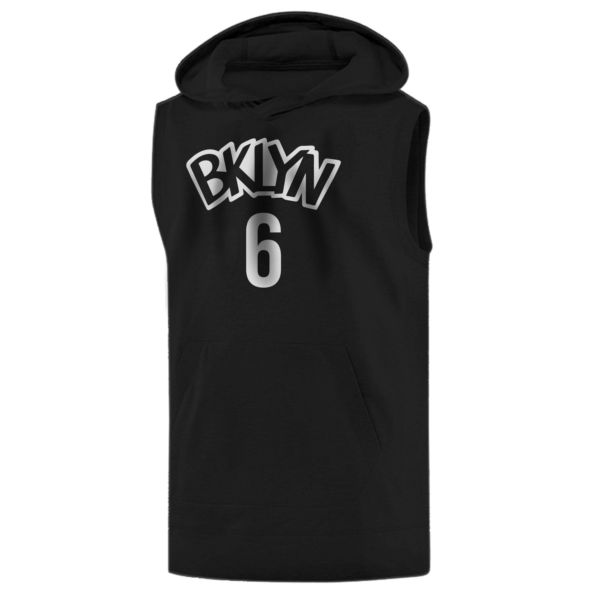 Brooklyn Nets DeAndre Jordan Sleeveless (KLS-BLC-PLT-636)