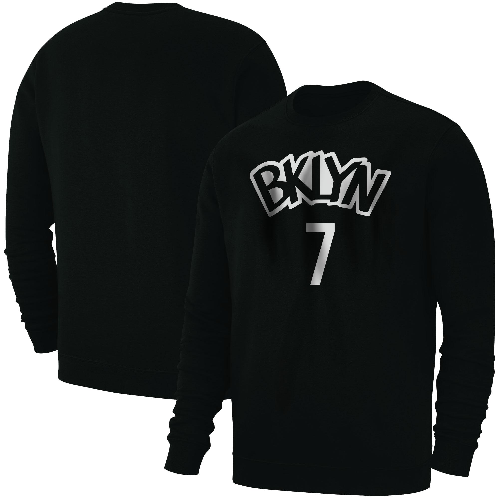 Brooklyn Nets Kevin Durant Basic (BSC-BLC-PLT-637)