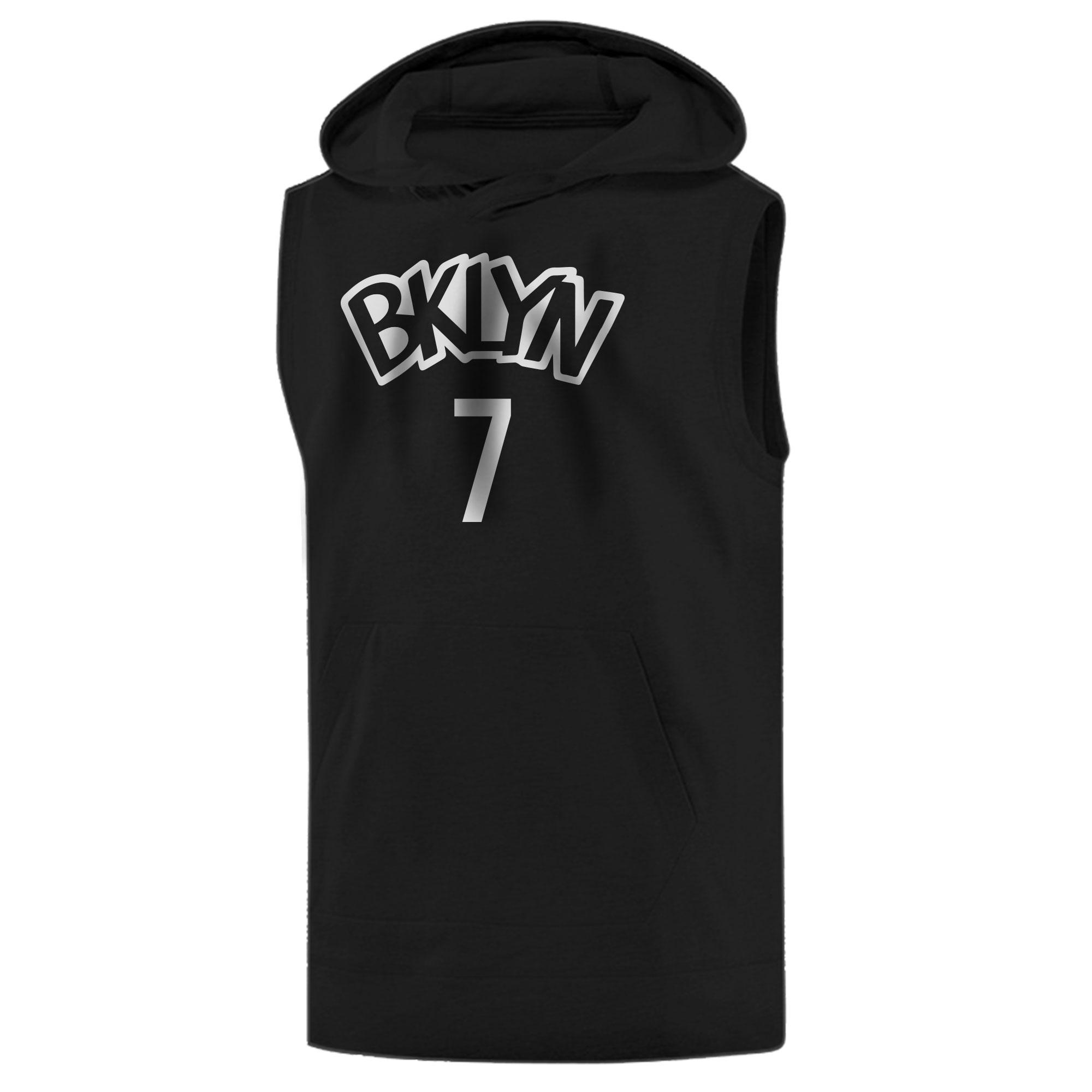 Brooklyn Nets Kevin Durant Sleeveless (KLS-BLC-NP-637)