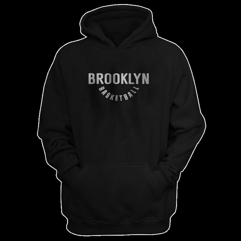 Brooklyn  Hoodie (HD-BLC-NP-256-NBA-BRO-WARM.UP)