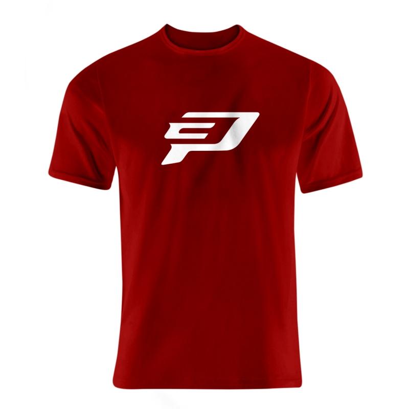 Oklahoma City Thunder Chris Paul Logo Tshirt (TSH-BLU-PLT-PLYR-CPLOGO-604)