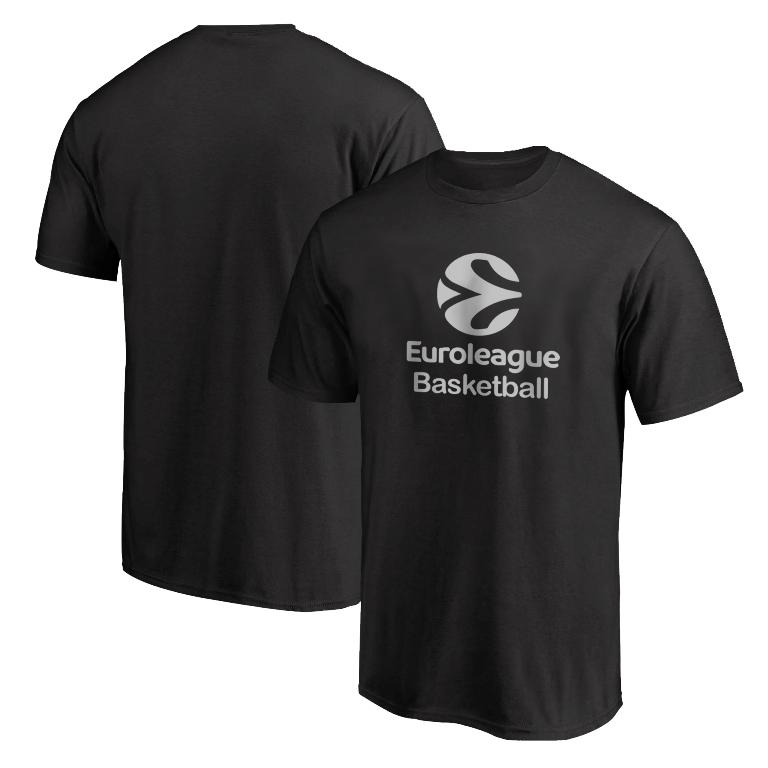 Euroleague Basketball Tshirt (TSH-BLC-PLT.euro.bsktbll.new-611)