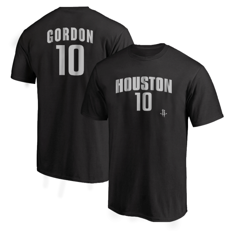 Houston Rockets Eric Gordon Tshirt (TSH-RED-PLT-Gordon10-610)