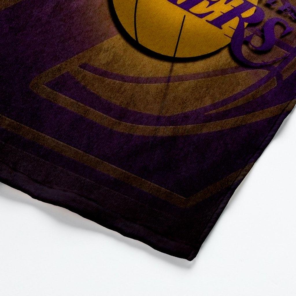 L.A. Lakers Plaj Havlusu (HL-038)