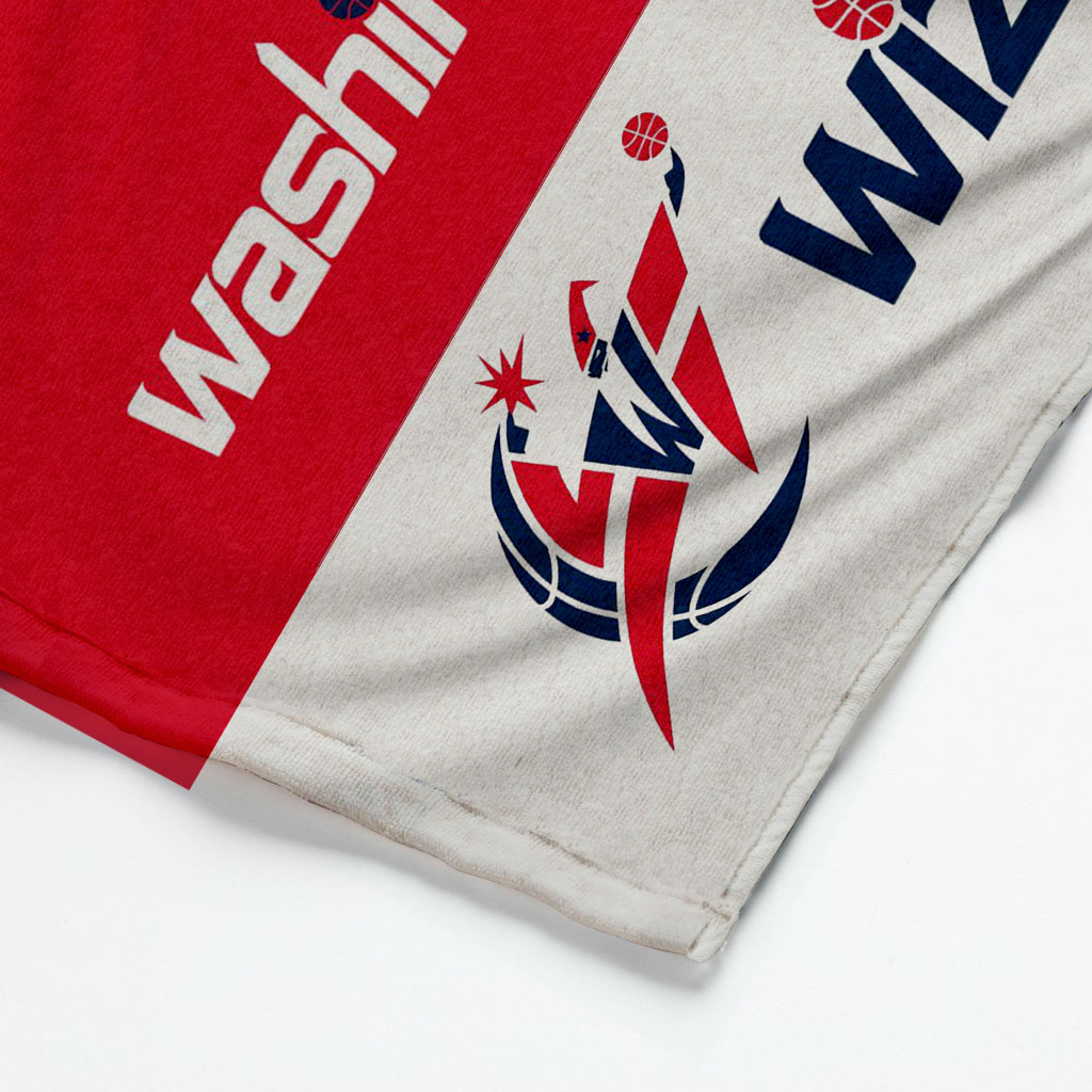Washington Wizards Plaj Havlusu (HL-069)