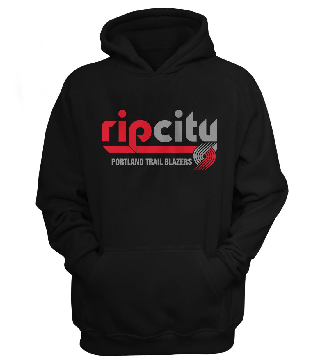 Portland Rip City Hoodie (HD-BLC-NP-190-NBA-POR-RIP.CITY)