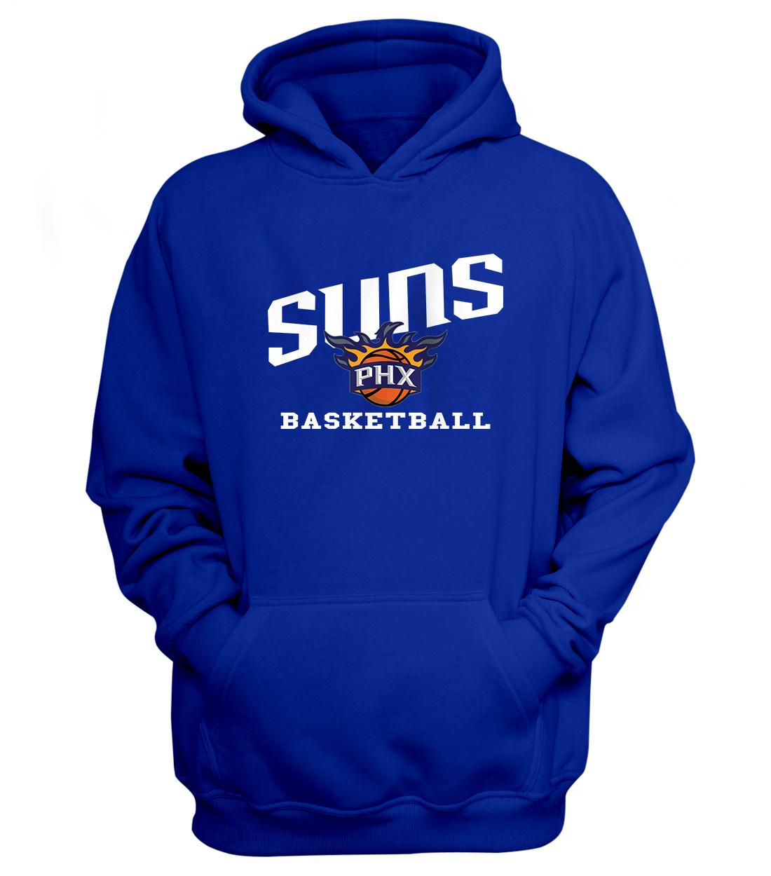 Suns Basketball Hoodie (HD-BLU-NP-188-NBA-PHO-BASKETBALL)