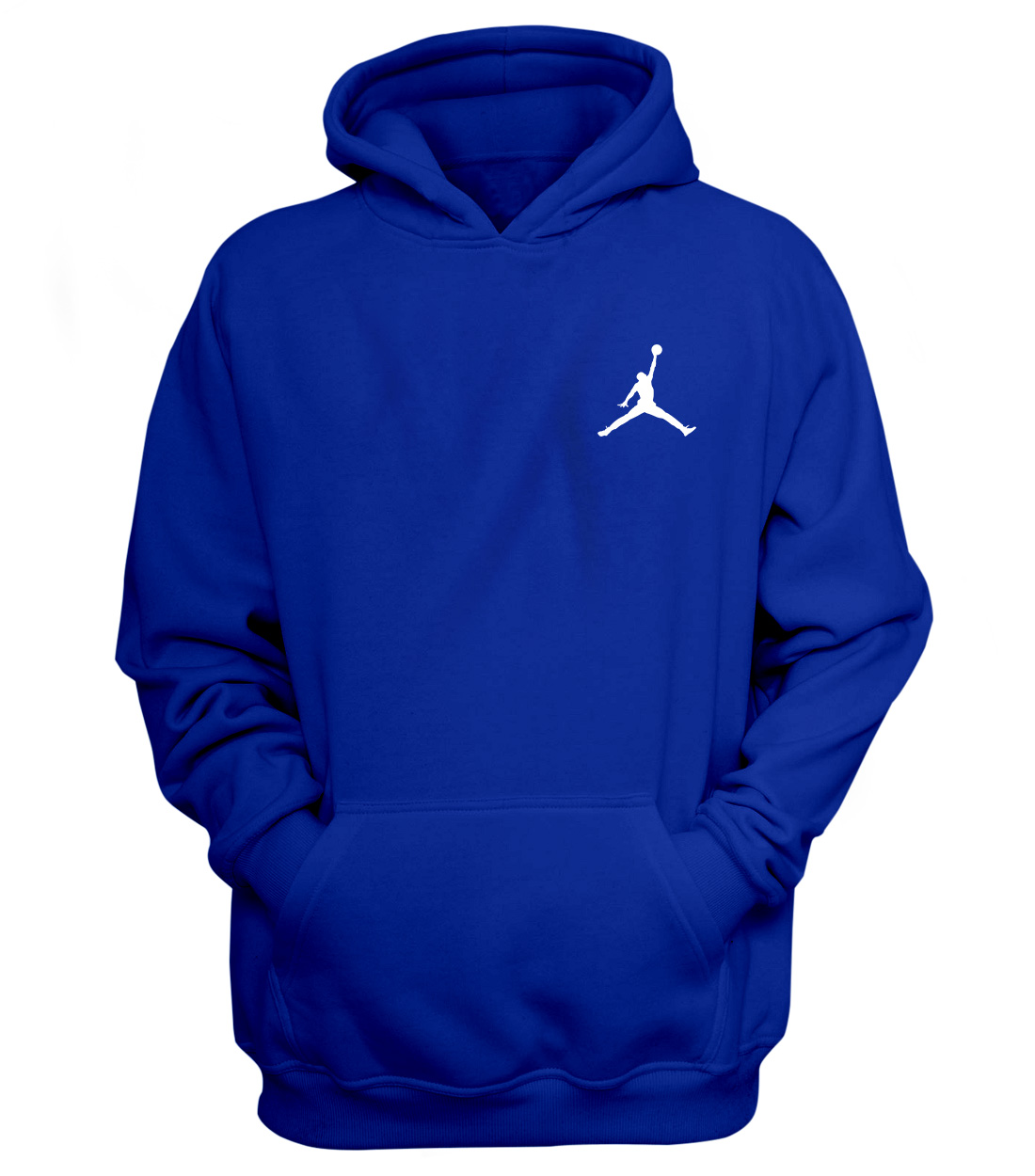 Air Jordan Hoodie (Embroidery) (HD-blue-jordanorme)