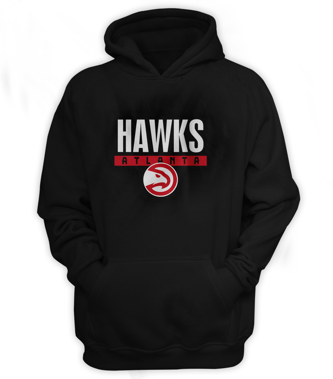 Atlanta Hawks Hoodie (HD-BLC-NP-19-NBA-ATL-HAWKS)