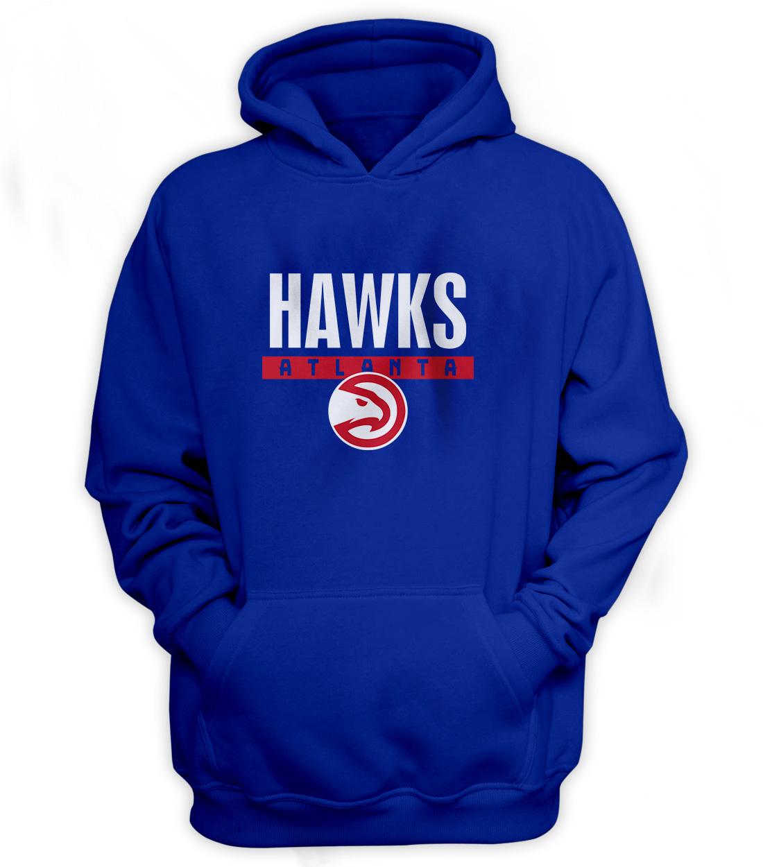 Atlanta Hawks Hoodie (HD-BLU-NP-19-NBA-ATL-HAWKS)