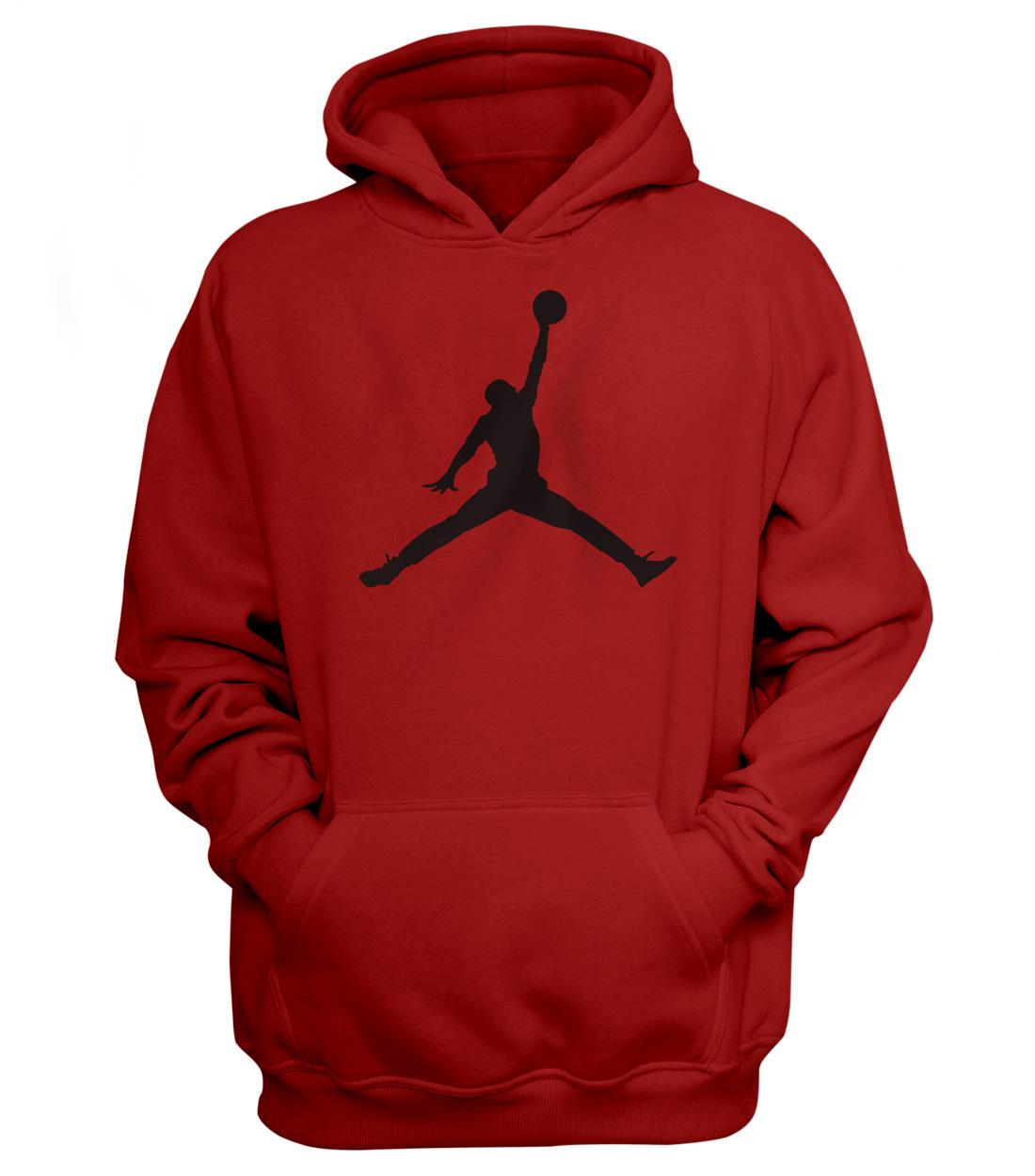 Air Jordan Hoodie (HD-RED-NP-4-PLYR-JRDN-SYH)