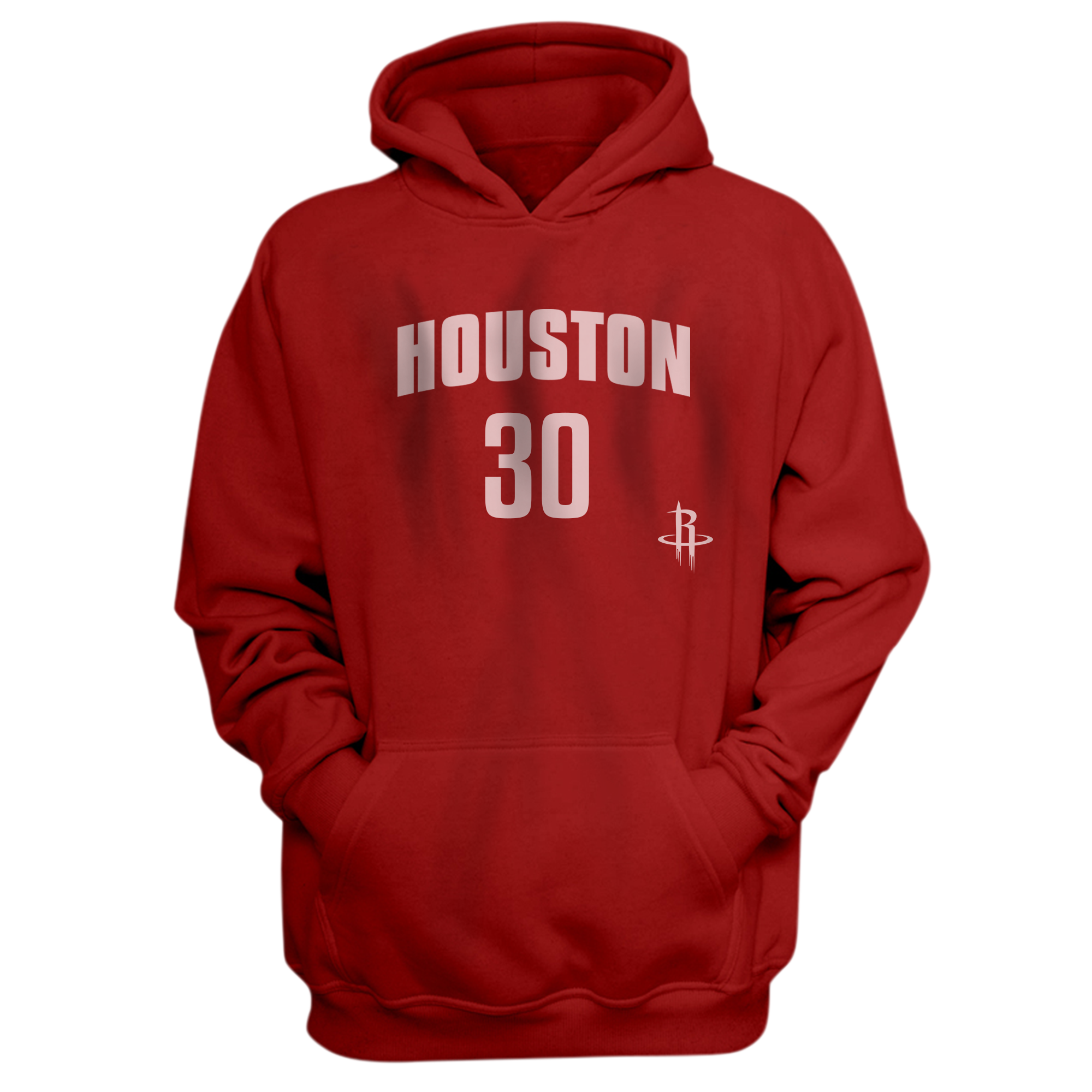 Kenny Smith Hoodie (HD-RED-NP-Smith30-618)