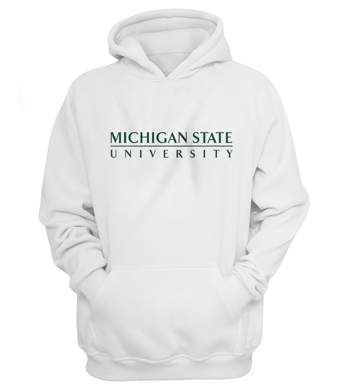 Michigan Hoodie (HD-WHT-352-NCAA-michigan)