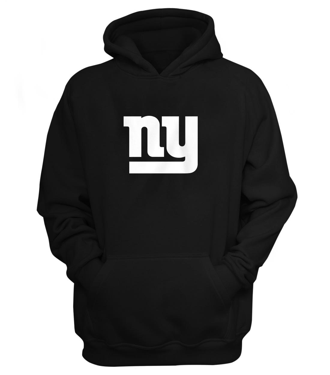 Ny Giants Logo Hoodie (HD-BLC-NP-ny-logo-625)