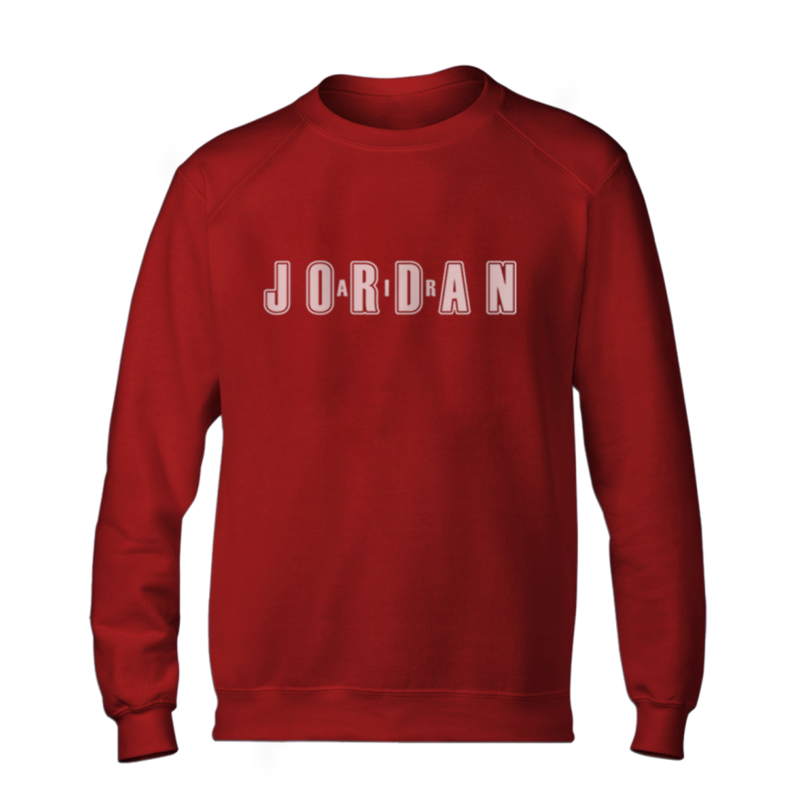 Air Jordan Basic (BSC-RED-NP-295-PLYR-JORDAN.AIR)