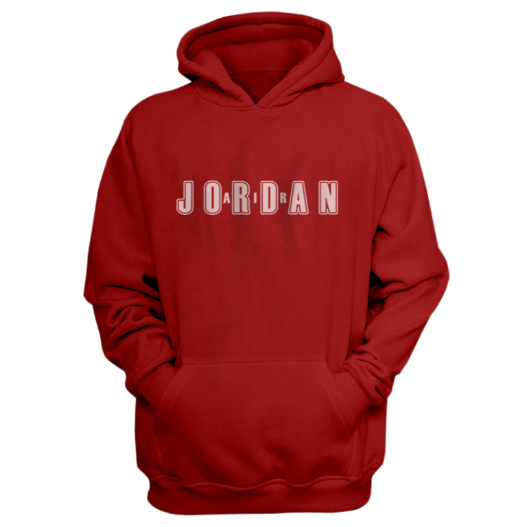 Air Jordan Hoodie (HD-RED-NP-295-PLYR-JORDAN.AIR)