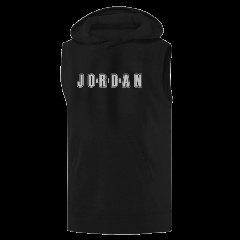 Air Jordan  Sleeveless  (KLS-BLC-NP-295-PLYR-JORDAN.AIR)