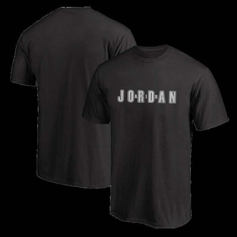 Air Jordan Tshirt (TSH-BLC-NP-295-PLYR-JORDAN.AIR)