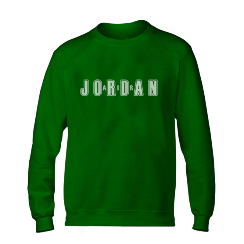 Air Jordan Basic (BSC-GRN-NP-295-PLYR-JORDAN.AIR)