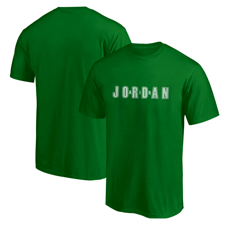Air Jordan Tshirt (TSH-GRN-NP-295-PLYR-JORDAN.AIR)