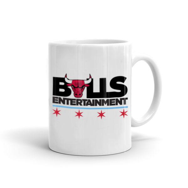 Chicago Bulls Entertainment Mug (MUG-bulls-entrtainmnt-01)