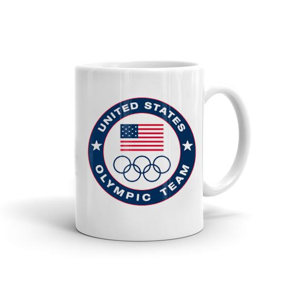 Olympic Team United States Mug (MUG-united-states-02)