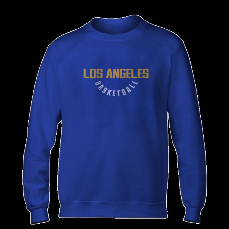 Los Angeles Basic  (BSC-BLU-NP-267-NBA-LAL-WARM.UP)