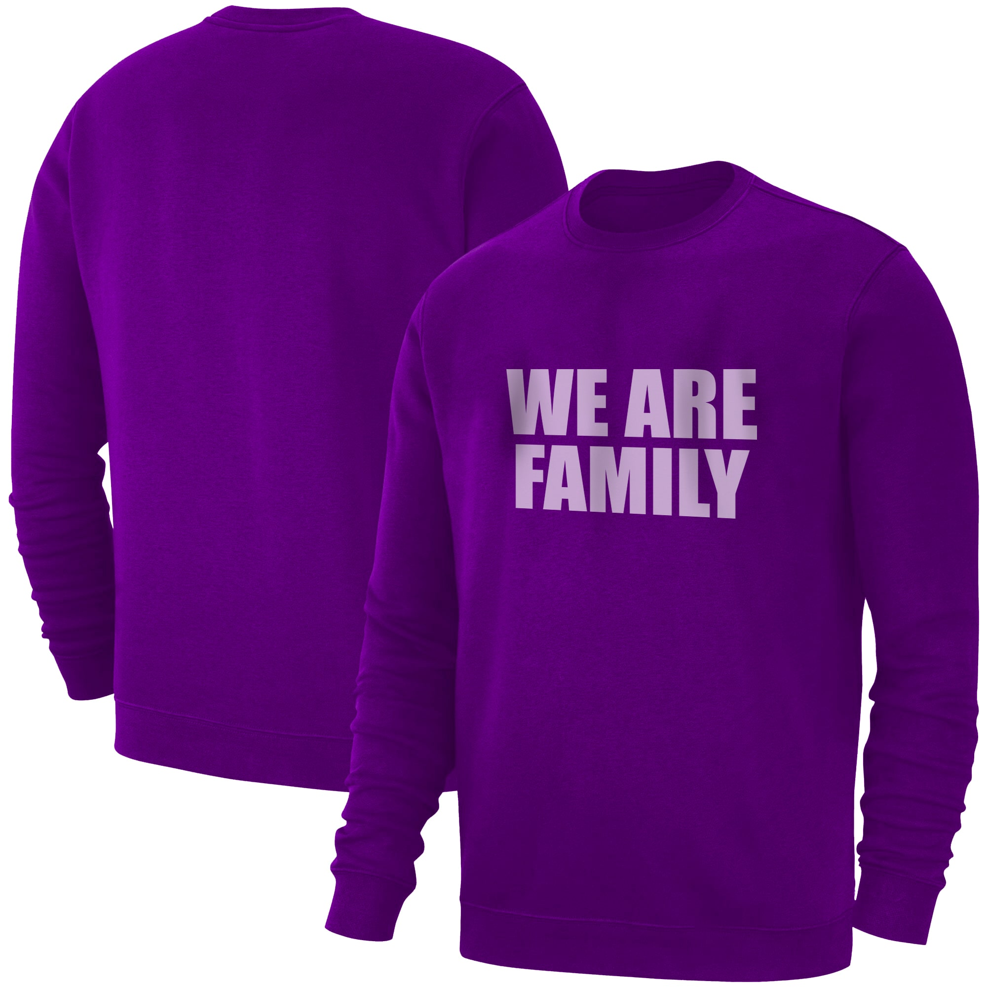 Nba Logo Gear We Are Family Basic (BSC-PRP-308-wefamily-Byz)