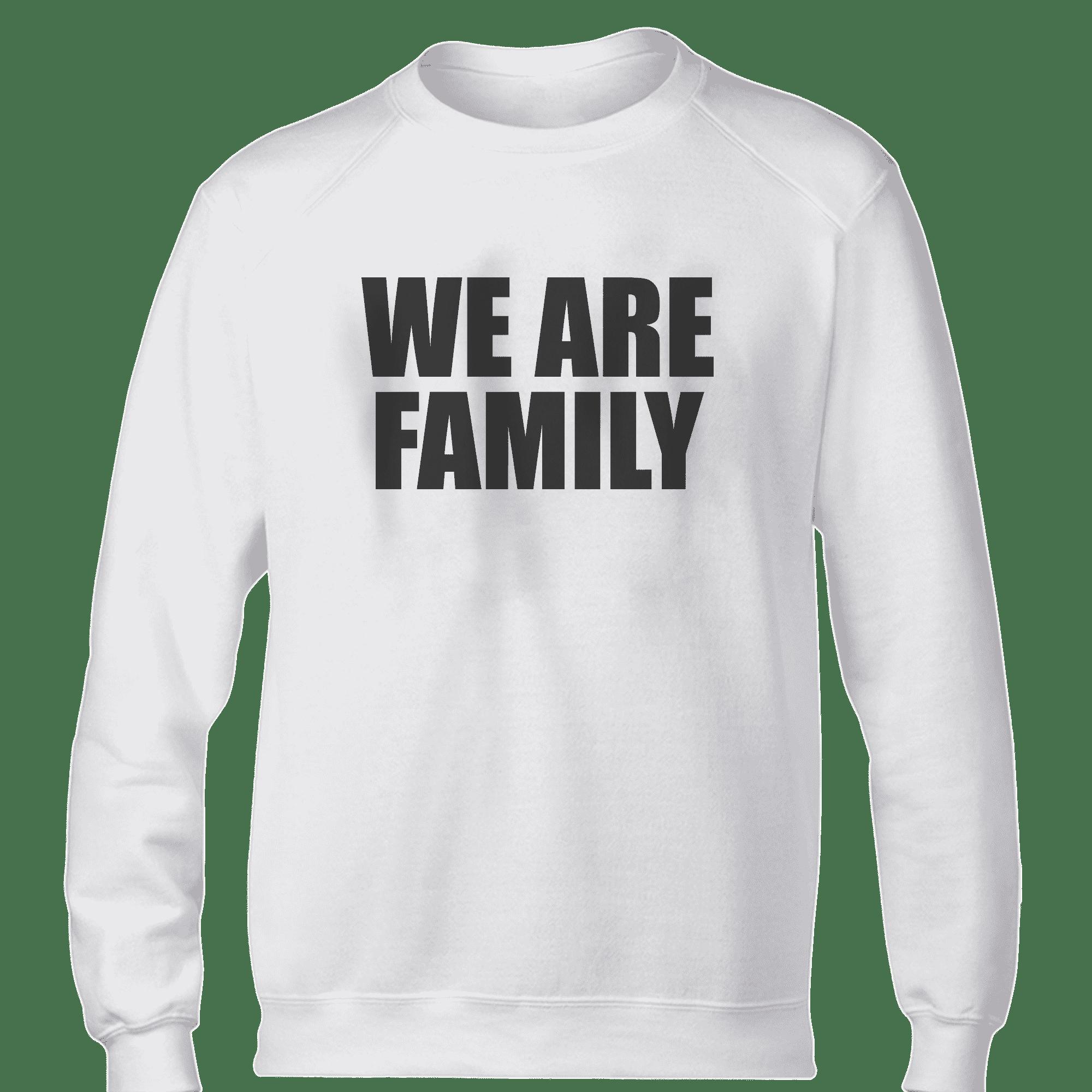 We Are Family Basic (BSC-WHT-KLS-WHT-NP-WSH-BSKTBLL-wefamily-Syh-542)